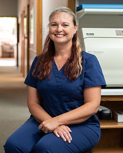 Amy Dexter, Dental Assistant, Clarinda Family Practice
