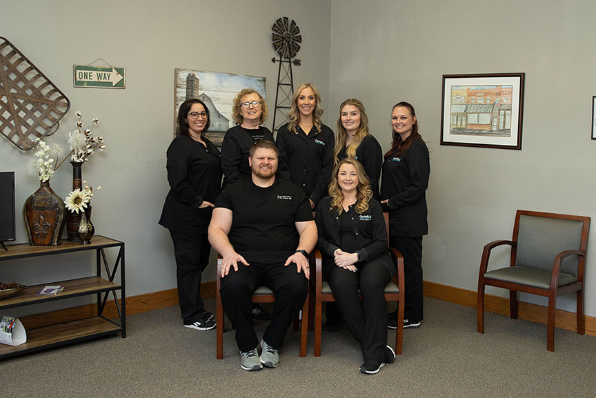 Clarinda Family Dentistry Staff Photo